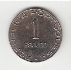 1 эскудо, Сан-Томе и Принсипи, 1939
