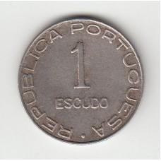 1 эскудо, Португальский Мозамбик, 1936