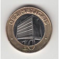 10 метикалей, Мозамбик, 2006