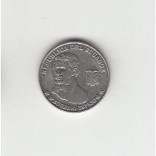 10 сентаво, Эквадор, 2000