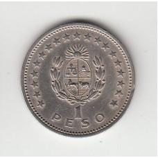 1 песо, Уругвай, 1960