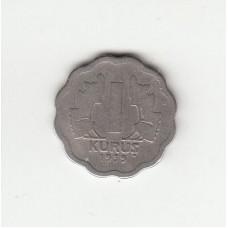 1 куруш, Турция, 1939