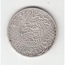 1/2 риала, Марокко, 1321