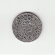 4 реала, Испания, 1848