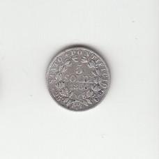 5 сольдо, Ватикан, 1866