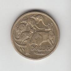 1 доллар, Австралия, 2006