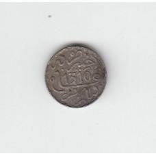 1 дирхам, Марокко, 1310