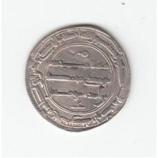 1 дирхем, Арабский халифат, аль-Мансур, Мухаммадия, 754