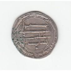 1 дирхем, Аббасиды, аль-Махди, Мадинат-аль-Салам, 778