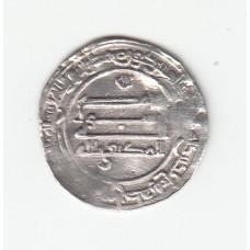 1 дирхем, Аббасиды, аль-Муктафи, Самарра (Сурра-Ман-Раа), 902