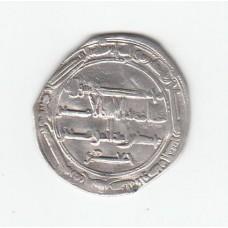 1 дирхем, Аббасиды, аль-Рашид, Мадинат-аль-Салам, 796