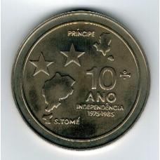100 добр, Сан-Томе и Принсипи, 1985