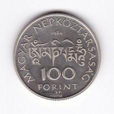 100 форинтов, Венгрия, 1984