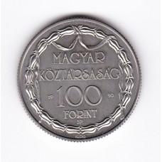 100 форинтов, Венгрия, 1990