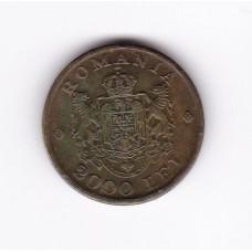 2000 лей, Румыния, 1946