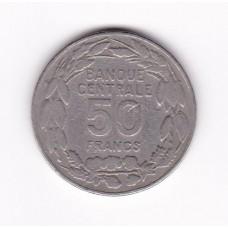 50 франков, Камерун, 1960