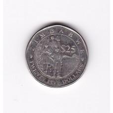 25 долларов, Зимбабве, 2003