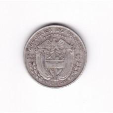 1/4 бальбоа, Панама, 1961