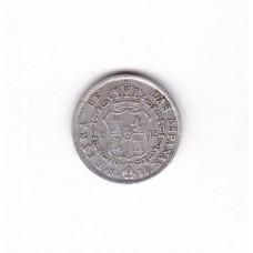 2 реала, Испания, 1850